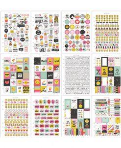 Paper-District-Simple-Stories-Emoij-Love-4x6-Sticker-Tablet