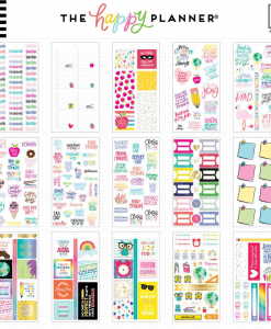 Me & My Big Ideas – Create 365 Happy Planner – Teacher - Sticker Value Pack  - Big - Teachers Rule
