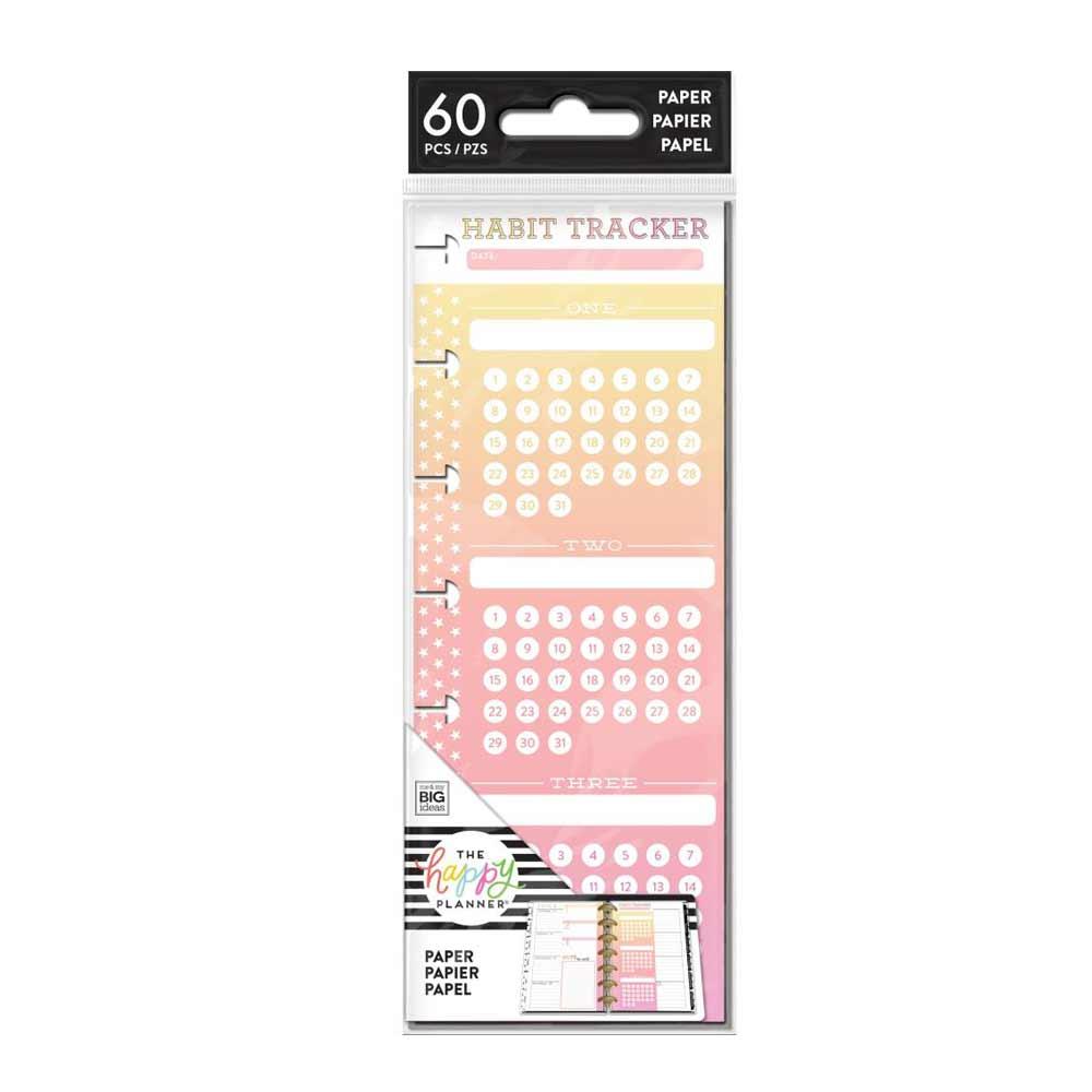 Me & My Big Ideas - Create 365 Happy Planner - Mini Happy Planner - Habit  Tracker